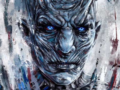 Night King GOT Artwork Wallpaper, HD Movies 4K Wallpapers, Images, Photos and Background