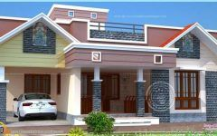 Single Slope Roof House Plans Lovely Latest Kerala Style Home Plans Awesome Modern House Plans Si Kerala House Design Duplex House Design Beautiful House Plans