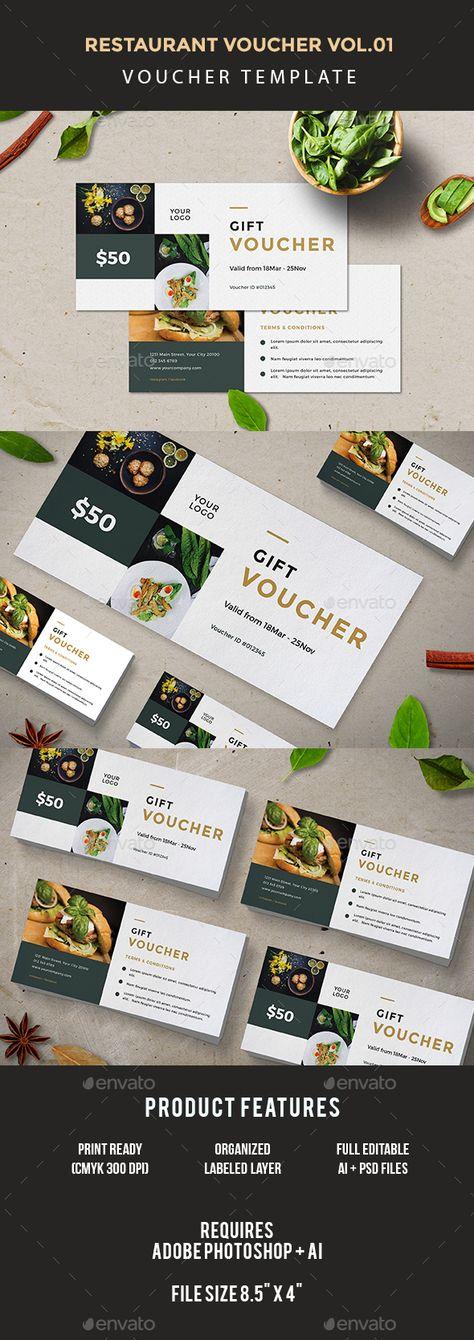 The 25+ best Restaurant vouchers ideas on Pinterest Restaurant - discount voucher design