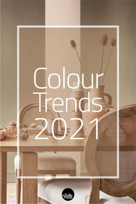 2021 Colour Trends: Breaking Brave Ground with Dulux | Whole Mood