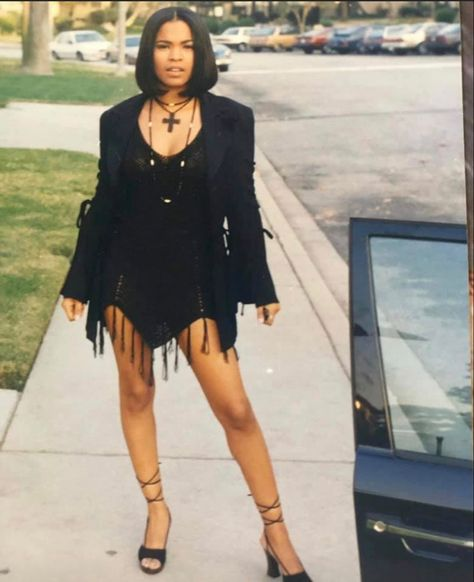 Nia Long serving fabulous vibes in the