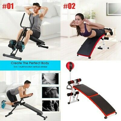 Ad Ebay Adjustable Sit Up Bench Ab Bench Weight Bench Press Workout Gym Bench Incline Be Bench Press Workout Bench Press Gym Workouts