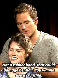 Y CANT HE MARRY ME?! :) 28 Reasons Chris Pratt Is The Human Golden Retriever Of Your Dreams