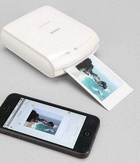 Fujifilm Instax Instant Smartphone Printer.                                                                                                                                                                                 More