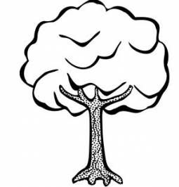 Family Tree Clipart Black And White 29 Super Ideas Tree Clipart Family Tree Clipart Tree Drawing