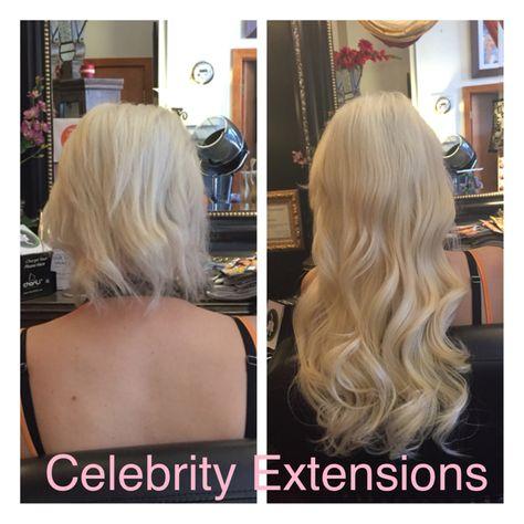 Atraks Celebrity Extensions Wedding Hair Los Angeles Best Kardashian Pinterest Weddings