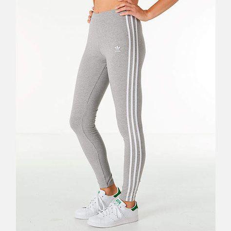 0b694507d38431 adidas Women's Trefoil 3-Stripes Leggings in 2019   Products ...
