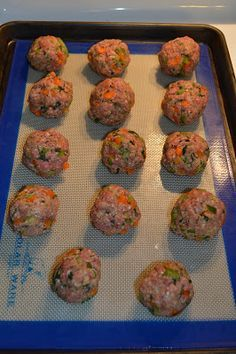 Chicken and sweet potato meatballs recipe led weaning baby led blw meat minced made into meatballs beef and vegetable meatballs baby led weaning kid tested recipes forumfinder Gallery
