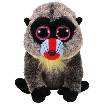Glitter Eyes Medium 9 inch TY Beanie Boos - MWMTs Boo GEORGE the Gorilla