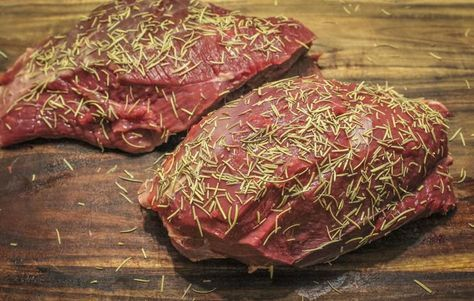 24 Hour Sous Vide Venison Roast Recipe Recipe Venison Roast Sous Vide Roast Recipes