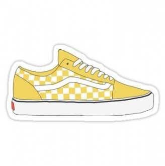Sneakers Vans Old Skool Yellow 28 Ideas Sneakers Vans Stickers