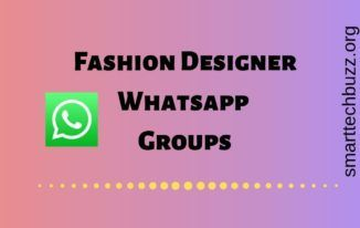 Fashion Designer Whatsapp Group Invite Link List 2019 In 2020 Whatsapp Group Fashion Design Types Of Fashion Styles