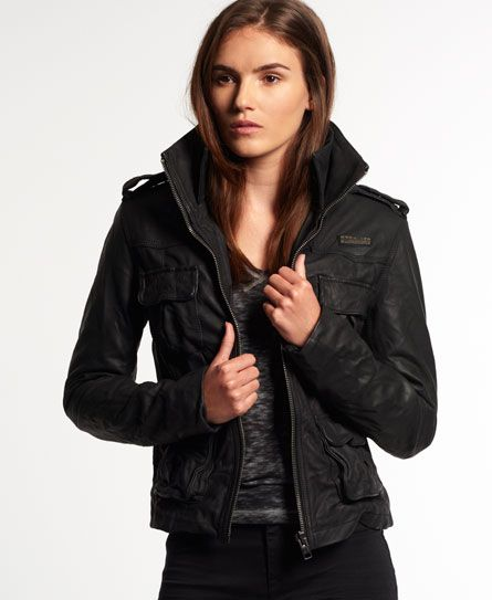 10 best Women's Leather Jackets images on Pinterest | Uk online ...