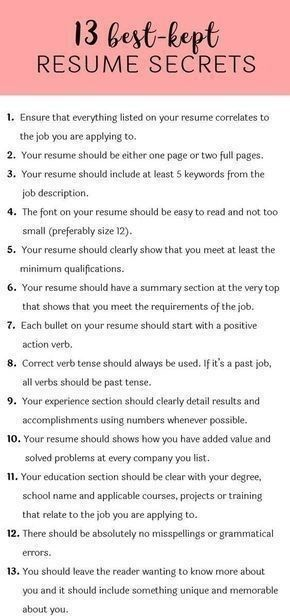 Do You Want To Boost Your Career Get The Most Objective And Professional Resume Review From Our Hiring Expert Juli Job Info Job Resume Cover Letter For Resume