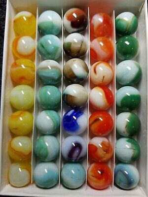 Ad Jabo Marble Set 35 Ct 3 4 Variety 10 In 2020 10 Things Marble Settings