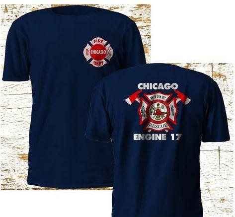 Personalized Maltese Cross Fire Fighter Fire Department T-shirt Custom tee shirt