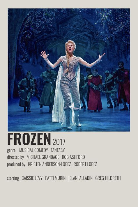 Frozen by cari