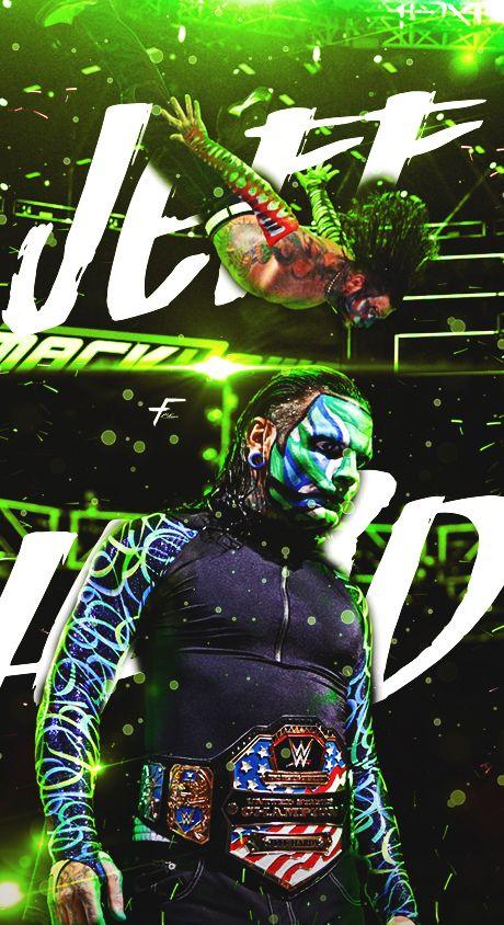Jeff Hardy By Fxmx Wwe Jeff Hardy Wwe Wallpapers Jeff Hardy