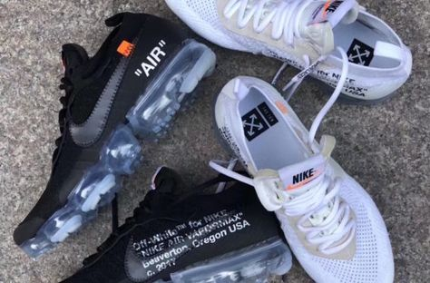 18cfa0f48a70 Next Off-White x Nike Air VaporMax Colorways Said To Be Dropping Next Month