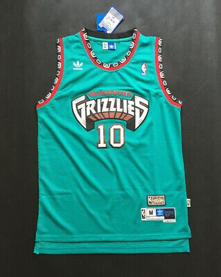 Mens Bibby Jerseys Basketball Athletics Jerseys Retro Jersey 10 Green