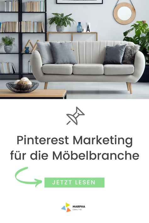 Pinterest Marketing für die Möbelbranche