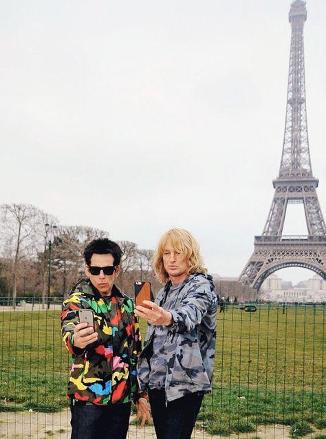 Ben Stiller & Owen Wilson