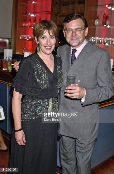 Phyllis Logan And Kevin Mcnally