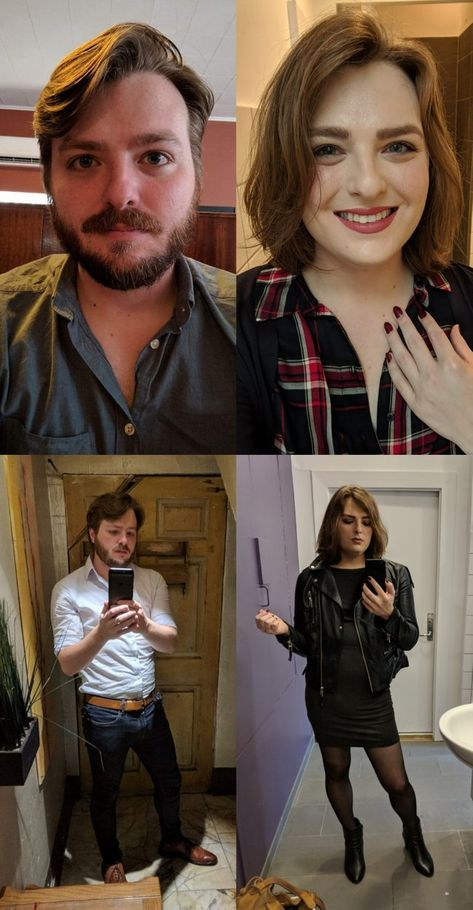 No filter/retouch : transtimelines.her smile is so MTF, 11 months HRT. No filter/retouch : transtimelines…her smile is so much… 33 MTF, 11 months HRT. No filter/retouch :… -