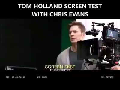 Tom Holland screen test with Chris Evans - Funny Superhero - Funny Superhero funny meme - #superhero #funny -  #TomHolland #SpiderMan #filming #Marvel #bts #  The post Tom Holland screen test with Chris Evans appeared first on Gag Dad.