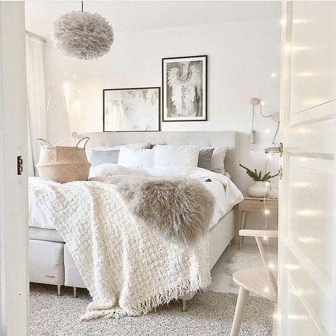 Wall Color Is Pale Oak Benjamin Moore White Wall Bedroom Bedroom Wall Colors Bedroom Colors