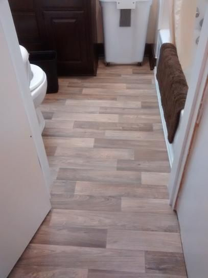 Trafficmaster Greyed Oak Plank Residential Vinyl Sheet Sold By 12 Ft Wide X Custom Length U8267 409c892p144 The Home Depot Oak Planks Grey Oak Oak