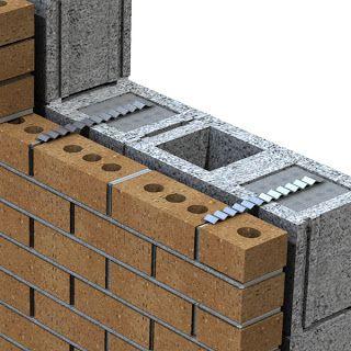 Masonry 101 How To Repair A Concrete Cinder Block Wall The Kim Six Fix Brick Repair Cinder Block Walls Masonry Wall