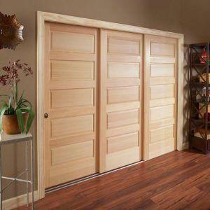Sliding Barn Doors Barn Track 4 Ft Barn Door Hardware Kit 20190627 Puertas Interiores Interiores Puerta Corrediza Madera