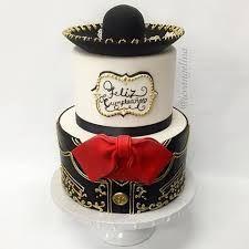 Resultado de imagen para pastel de sombrero mariachi  b2d2c5441b5