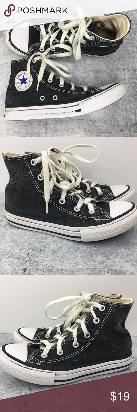 Converse All Star High Top Youth Size 1