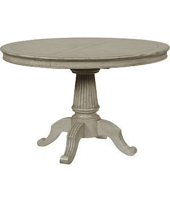 Havertys Highland Beach Round Dining Table Dining Tables
