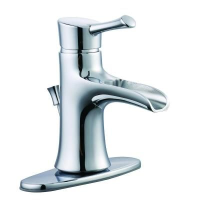 Pegasus Gatsby I 4 In Single Handle Bathroom Faucet In Chrome