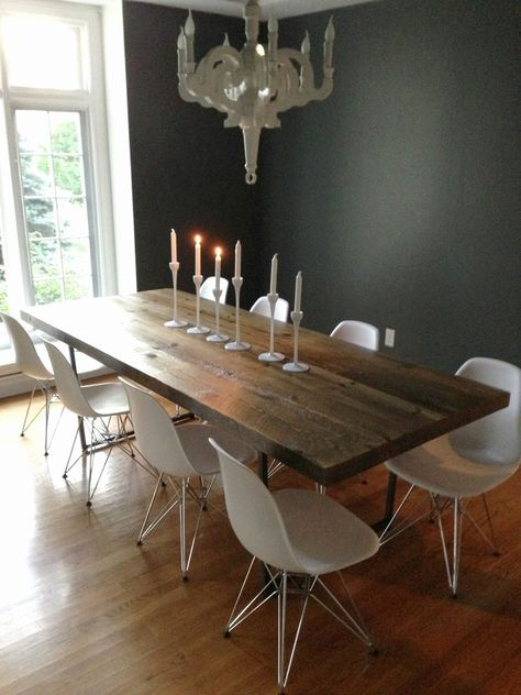Serving Table For Dining Room Inspirational Modern Rustic Dining Dining Room Contemporary With Solid In 2020 Modern Dining Room Tables Dining Room Furniture Sets Rustic Dining Room Sets