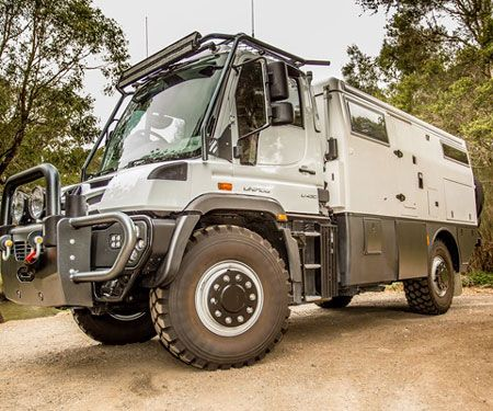 The Earthcruiser Explorer Xpr440 Is The Ultimate Expedition