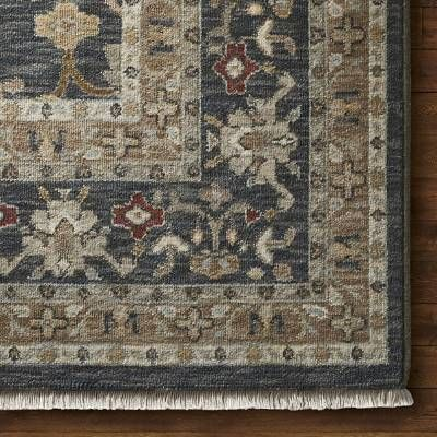 Inspired By The Antique Sultanabad Carpets Dating Back To The