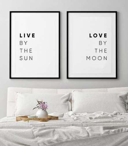 34 Ideas Cabin In The Wood Quotes Wall Art Nailsart Fashionbloggers Mensfashion Fashionstatem Wall Decor Bedroom Quotes Wall Decor Quotes Wall Decor Bedroom