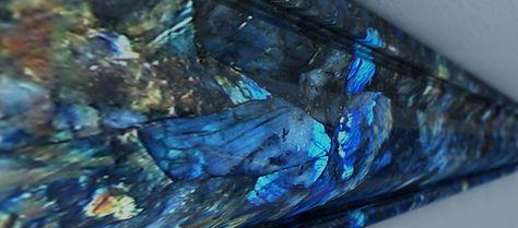 Images For Labradorite Countertop Blue Granite Countertops Granite Countertops Kitchen Granite Countertops Colors