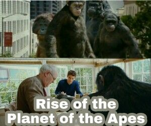 Rise Of The Planet Of The Apes 2011 Hindi Dubbed Dual Audio Hindi