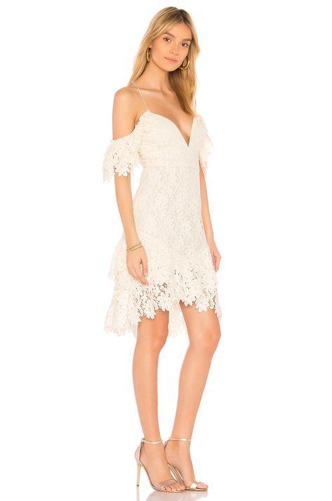 SAYLOR Dana Dress in White, #Affiliate, #Affiliate, #Dana, #Dress, #White, #SAYLOR