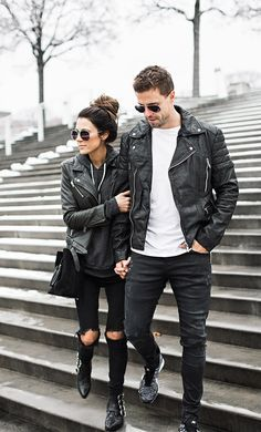 Check out these super adorable and stylish matching couples outfits for you and your partner. From jumpers to slogan T-shirts, there's one for every occasion!