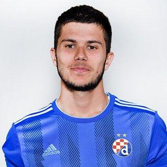 Dino Peric Gnk Dinamo Zagreb Zagreb Red Card