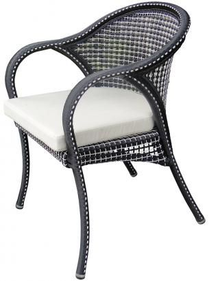 56 X 61 X 78h Rattan Furniture Outdoor Chairs Dining Chairs