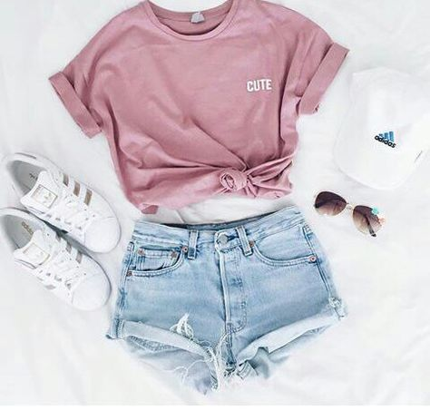 Cute Summer Outfits for Teens - Clothes - Modetrends