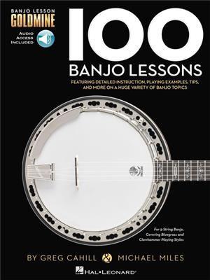 100 Banjo Lessons Banjo Lesson Goldmine Series Banjo Lessons Guitar Lessons Banjo
