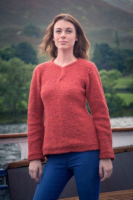 915b943924aba6 Women s knitted sweater pattern. Ravelry  Arise and Go pattern by Maggi  Toner-Edgar